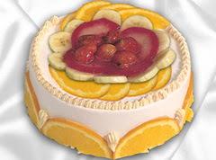 leziz pastane 4 ile 6 kisilik yas pasta meyvali