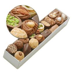 Ankara Pastaneleri etimesgut Pasta yolla  Yarim kilo karisik el yapimi çikolata